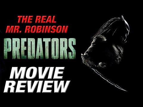 PREDATORS (2010) Retro Movie Review