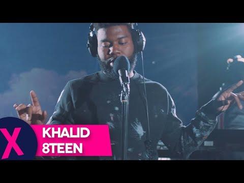 Khalid - '8Teen' (Capital XTRA Live Session)