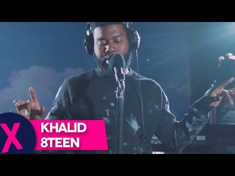 Khalid - '8Teen' (Capital XTRA Live Session)