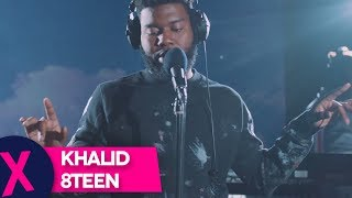 Khalid 39 8teen 39 Capital Xtra Live Session