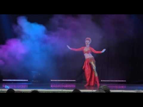 Russian Ethnic Fusion Kalinka Natasha Bastrón Rheiner Tanz Hannover