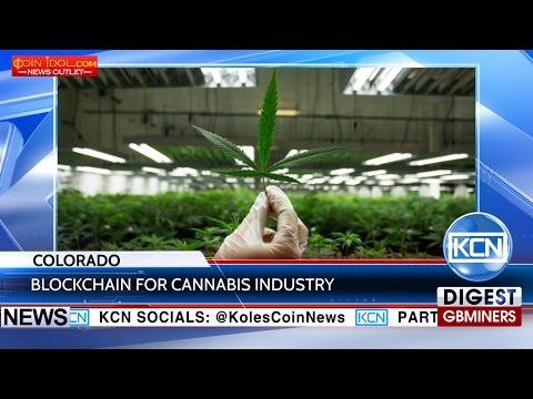 KCN Blockchain for cannabis trading