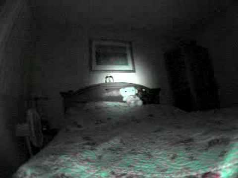 Hidden Bedroom Video W Undetect Invisible Ir Led Light