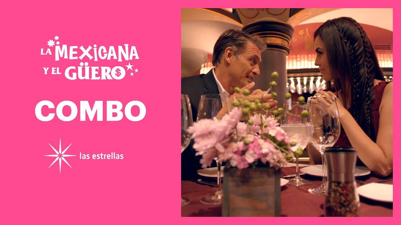 La Mexicana y el Güero: La cita romántica de Erika y Tyler   C-26   Las Estrellas