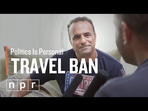 Muslim Trump Voters Reflect On Travel Ban | NPR