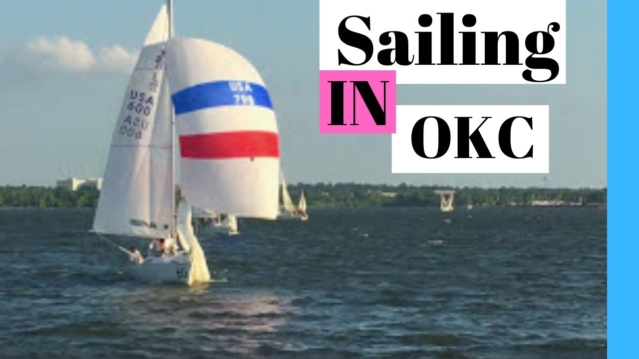 Sailing in Oklahoma City
