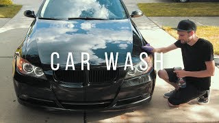How I Wash My Car | The Non-Detailer's Guide