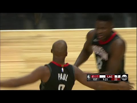 1st Quarter, One Box Video: Los Angeles Clippers vs. Houston Rockets
