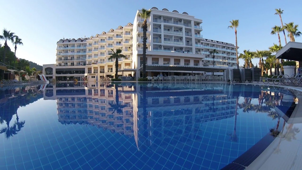 Grand Ideal Hotel Marmaris Video