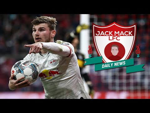 Timo Werner 'Agrees' Chelsea Deal! Liverpool FC To Miss Out On RB Leipzig Striker? LFC Daily News