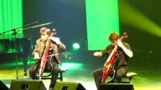 2Cellos - Welcome To The Jungle in Maribor
