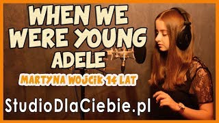 When We Were Young - Adele (cover by Martyna Wójcik) #1383