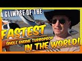 Epic FAST Airplane! Chicken Strip, Lakebeds! vlog 6 with Cory Robin