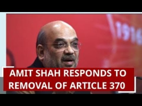 5W1H: Amit Shah claims abrogating Article 370 will make J&K terror-free, says 'had no doubts'