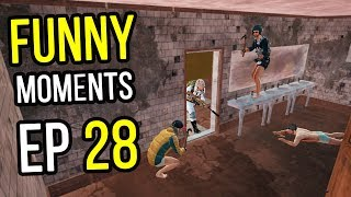 Gambar cover PUBG: Funny Moments Ep. 28