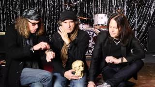 KROKUS - The Making Of Dirty Dynamite (2013) Official Band Video