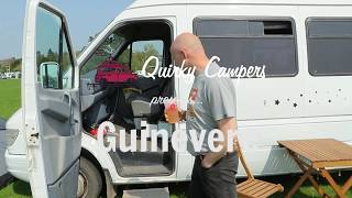 LWB Sprinter Van Tour Featuring Woodburner & Shower - Available to HIRE from Quirky Campers(, 2018-06-10T04:24:01.000Z)