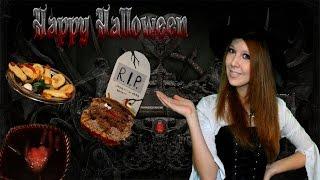 Блюда к Хэллоуину
