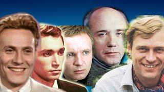 Актеры советского кино, женившиеся один раз и навсегда.