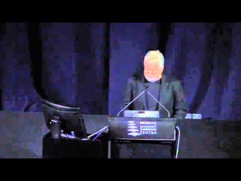 EduTECH talk by Stephen Heppell on teaching technologies on the cusp
