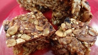 Chewy Date And Seed Bars (nut Free, Gluten Free**)