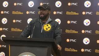 Steelers vs. Jaguars: Mike Tomlin scouts Jacksonville