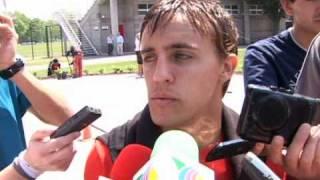 TV AZTECA DEPORTES EN SUDAMERICA RIVER ENTRENA PREVIO CHIVAS