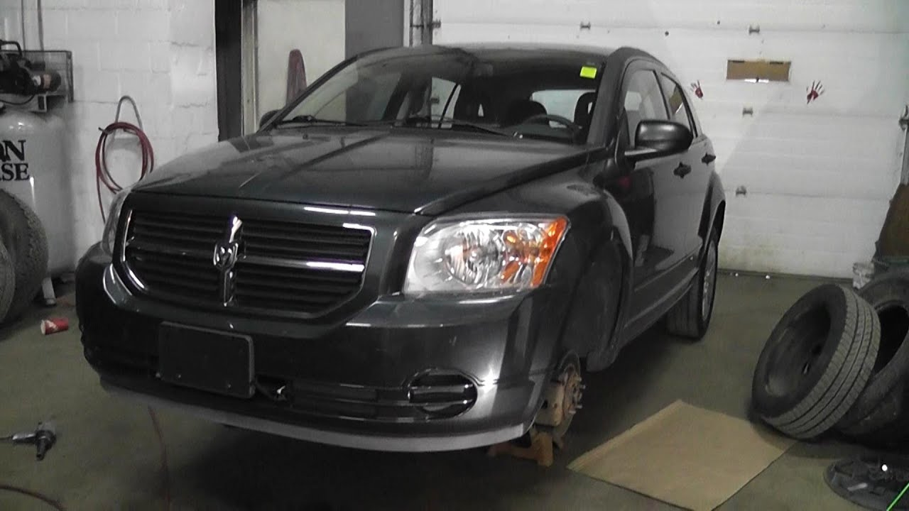 Dodge Caliber SubFrame Replace