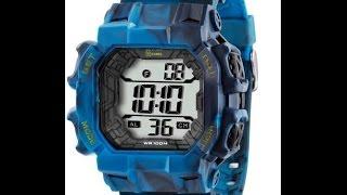 645926745017e Relógio Masculino X-Games XGPPD078 Azul Camuflado