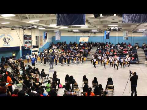 SouthWest Edgecombe High School Band - Dance Mix 2016