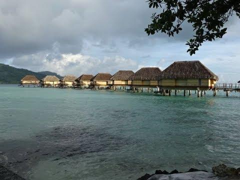 Le Taha'a Island Resort & Spa, French Polynesia - Overwater Lagoon Villa