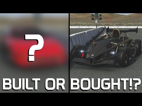 BUILT OR BOUGHT!? || 2013 Ariel Atom 500 V8 vs ??? || Forza 6