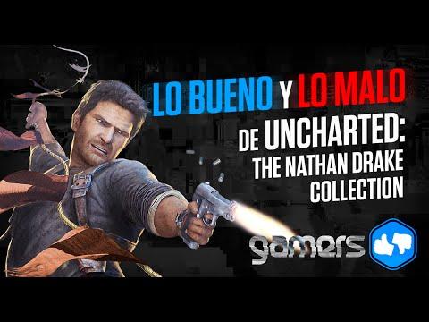 Lo bueno y lo malo de Uncharted: The Nathan Drake Collection