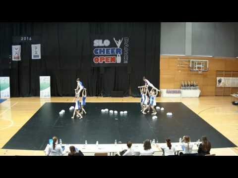 SCO 2016 — Show — Blue royal {OŠ Cerkno — SVN}