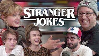 Download STRANGER JOKES : Jokes de Papa avec les teens de Stranger Things Mp3 and Videos