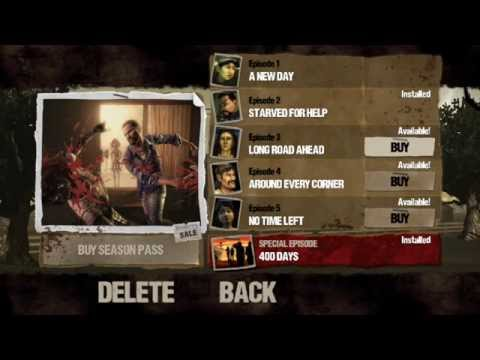 How to Hack and Install The Walking Dead Season 1!