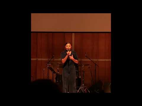 Lianah Sta. Ana  Rise Up Cover Andra Day  Broadway Blue Wave