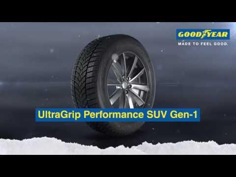 Картинки по запросу UltraGrip Performance SUV GEN-1 ОПИСАНИЕ