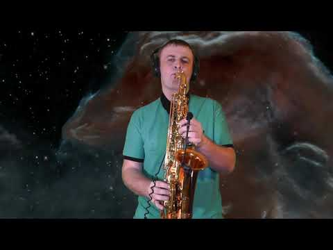 SPACE & Didier Marouani - Souvenir From Rio | SAXOPHONE COVER By Amigoiga