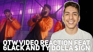 Khalid- OTW ft 6Lack & Ty Dolla $ign (Official Video) Reaction| E2 Reacts