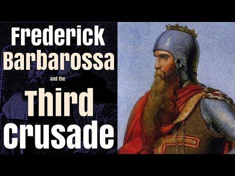 Frederick Barbarossa and the Third Crusade - full documentary
