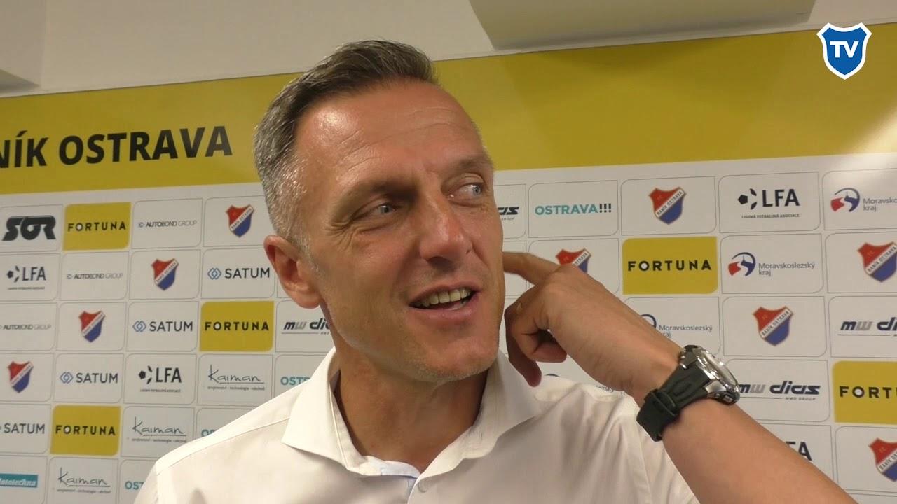 OHLASY / Luboš Kozel po Plzni (0:0)