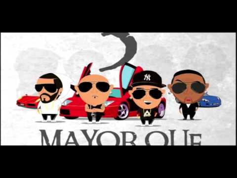 Daddy Yankee, Don Omar, Wisin, Yandel - Mayor Que Yo 3 (RADIO RIP)