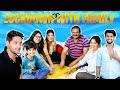 Lockdown With Family (Part-2) | Vivek Choudhary ft. Khushi Punjaban | Raja Choudhary