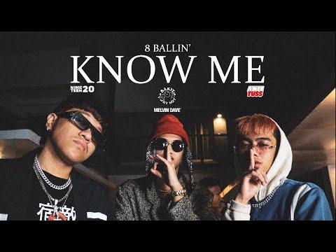Know Me by 8 BALLIN' [Lyrics]