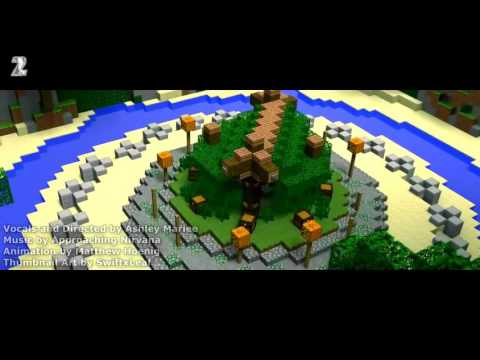 ♪ Tops - 5 Hunger Games Song] Minecraft Animation 2016] ♪