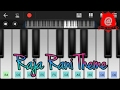 Download Raja Rani - A Love for life Keyboard Notes/Tutorial MP3 song and Music Video