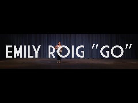 "Emily Roig ""Go"" (Official Video)"