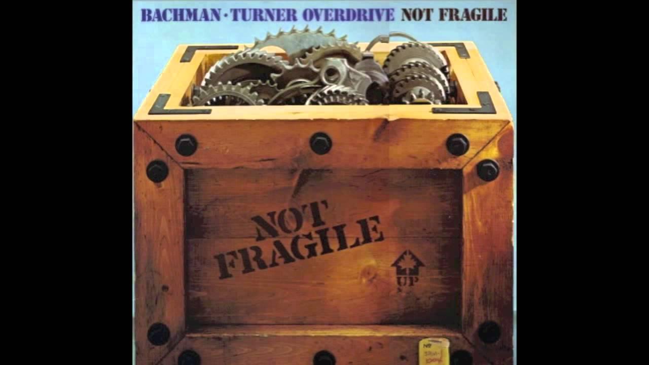Not Fragile BTO Garageband cover  YouTube