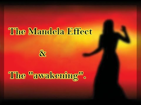 Mandela Effect = Ancient Spell = Dark Wizards = YOU FORGET WHO YOU ARE.